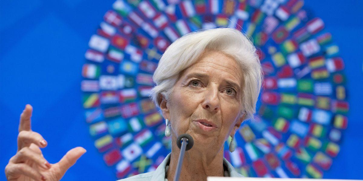 Inicia juicio contra Christine Lagarde por supuesta negligencia