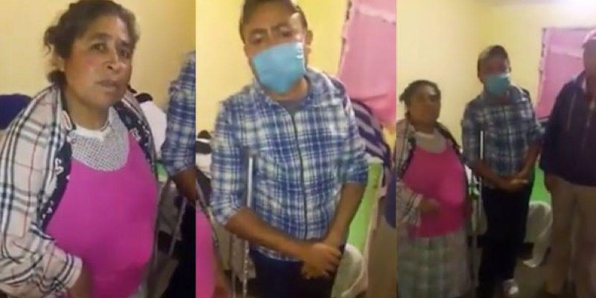 Los XV años de Rubí: Vecina pide ayuda para trasplante