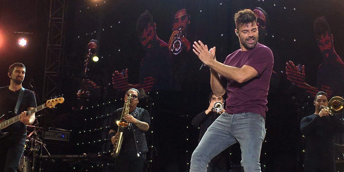 Ricky Martin regresa al Auditorio Nacional en 2017