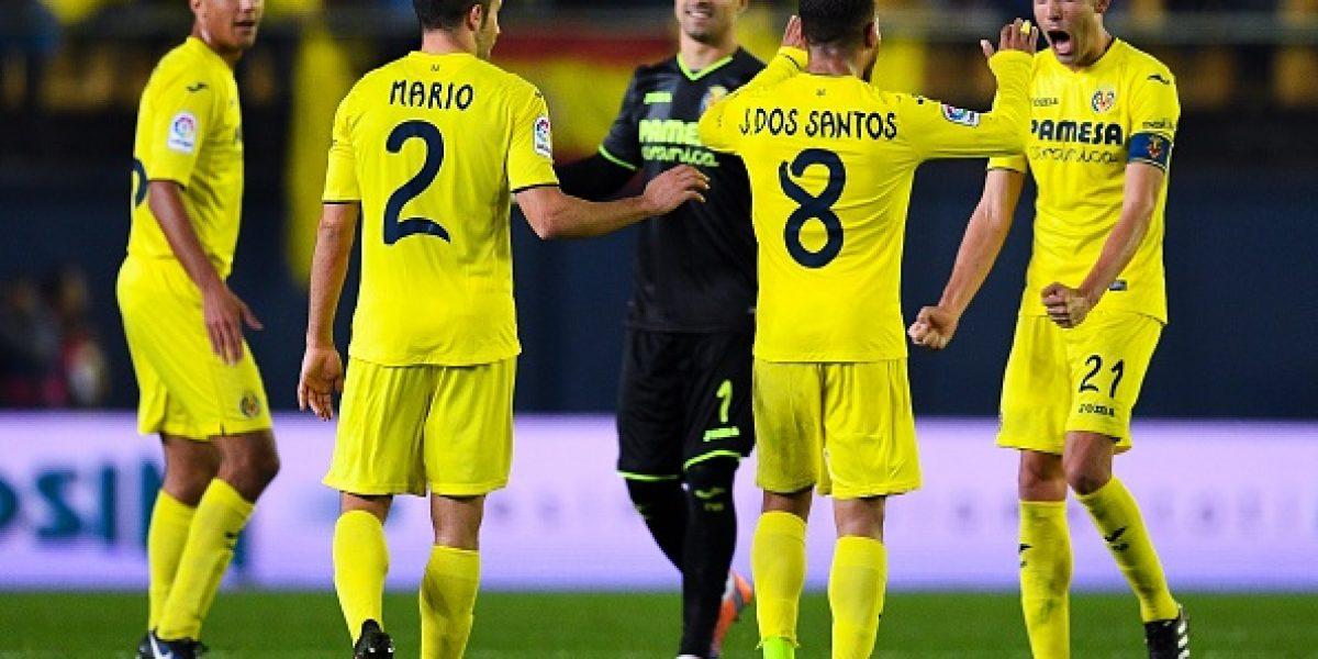 VIDEO: Jona dos Santos anota en victoria del Villarreal sobre el Atlético