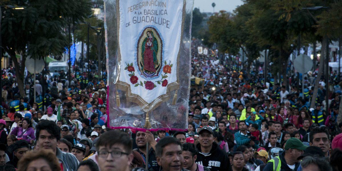 Gobierno capitalino ha brindado atención a más de tres mil peregrinos
