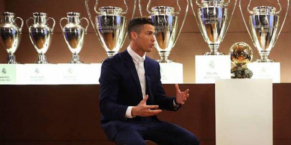 Fue posiblemente el mejor año de mi carrera: Cristiano Ronaldo