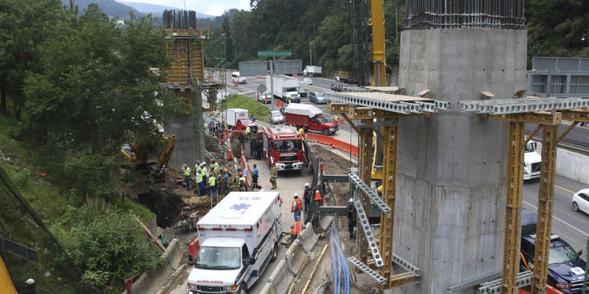 Cerrarán tramo de la México-Toluca por obras de Tren Interurbano
