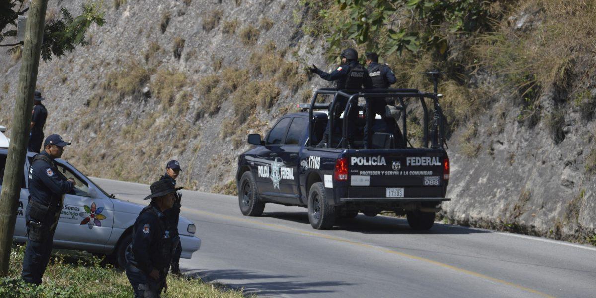 Segob presenta protocolo de uso de fuerza de Servicio de Protección Federal