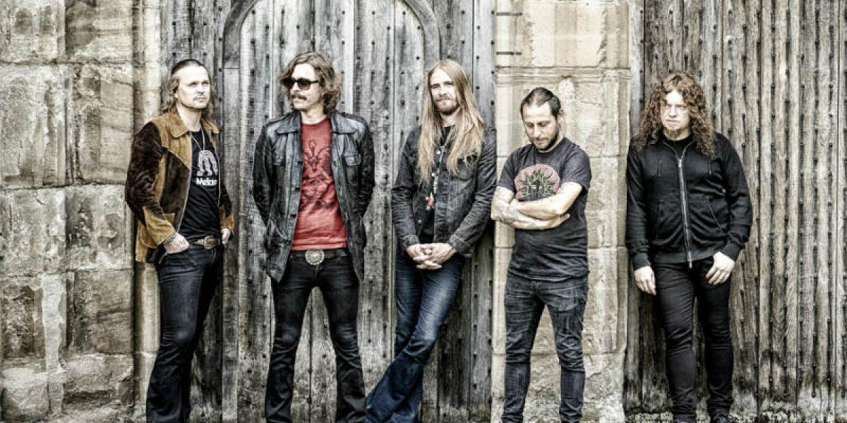 Opeth llegará a tres ciudades mexicanas en 2017