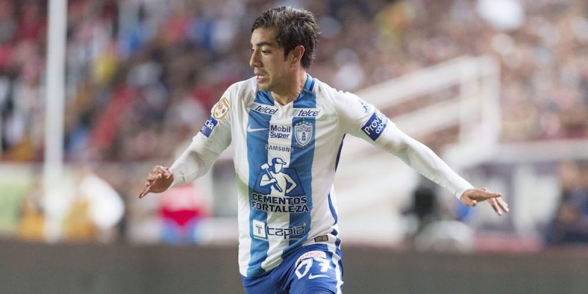 Chivas está muy cerca de fichar a Rodolfo Pizarro