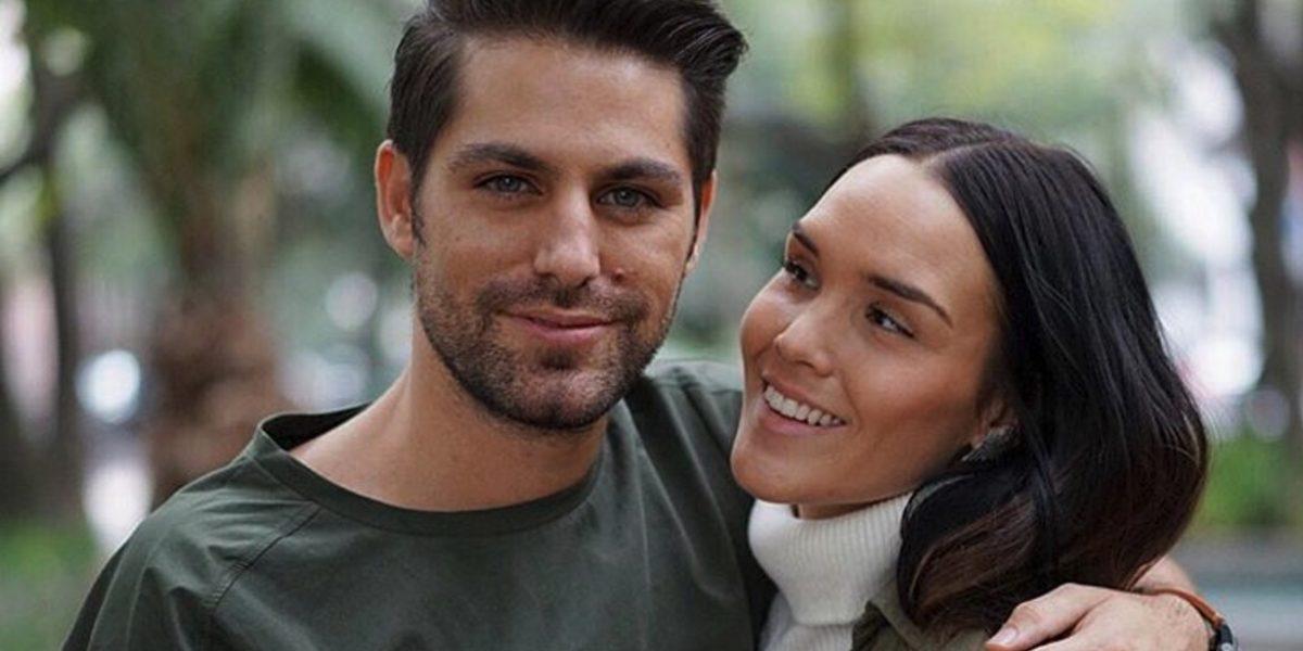 Novia de Renato López reaparece tras la muerte del actor