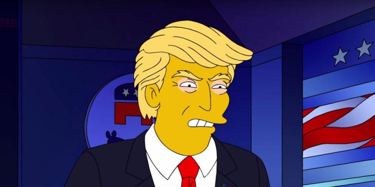 3 profecías de los Simpson que podrían cumplirse en 2017