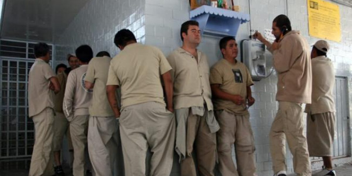Los 10 estados con más sobrepoblación en cárceles