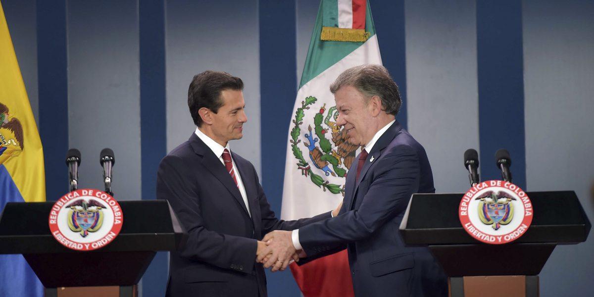 México asesorará a Colombia en reparto territorial tras acuerdo de paz