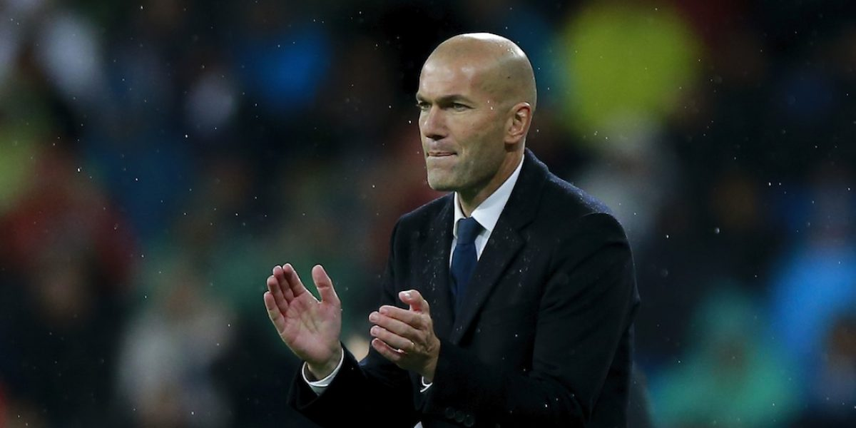 Zidane asegura que no conocía a América