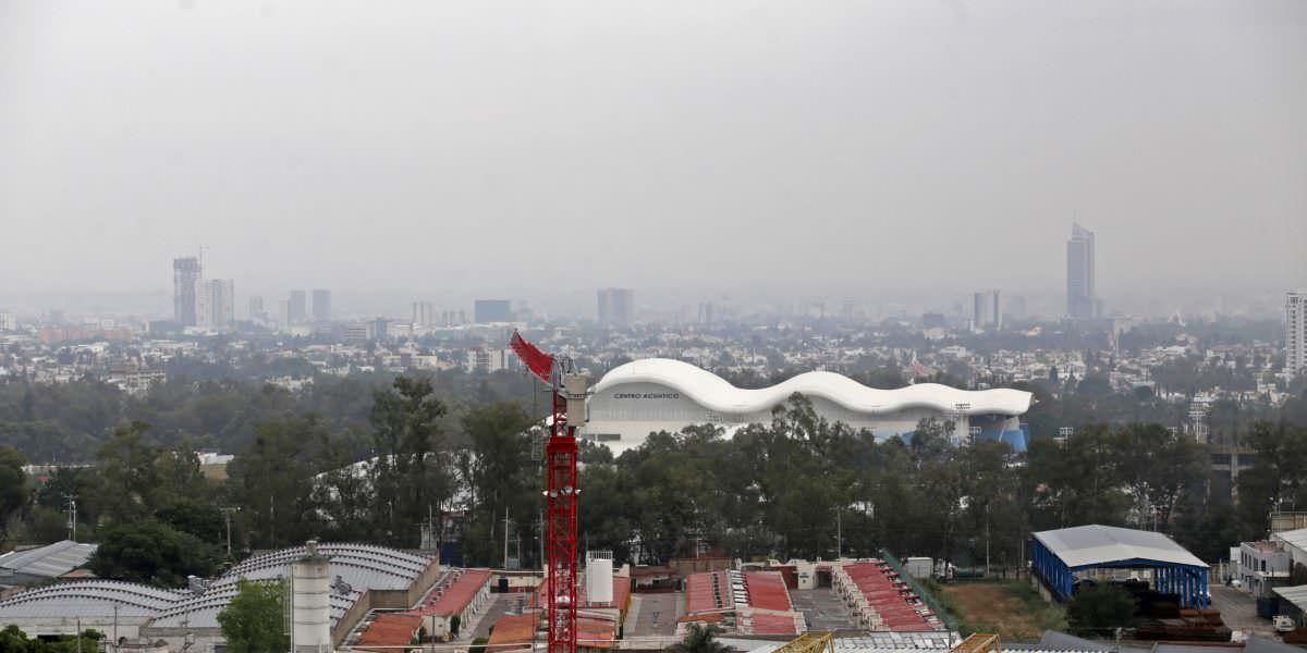 Se registra precontingencia atmosférica en Tlajomulco de Zúñiga
