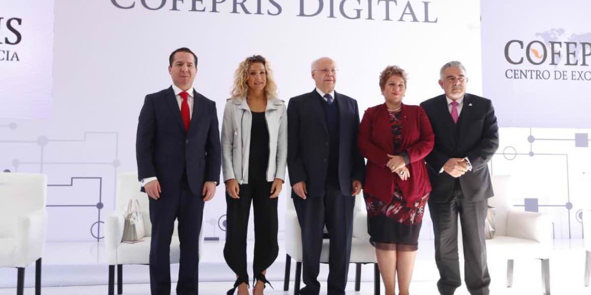 Cofepris presenta su Estrategia Digital para agilizar trámites