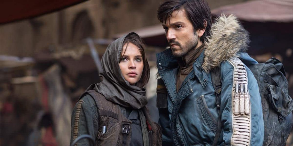 Diego Luna revela secretos de Rogue One