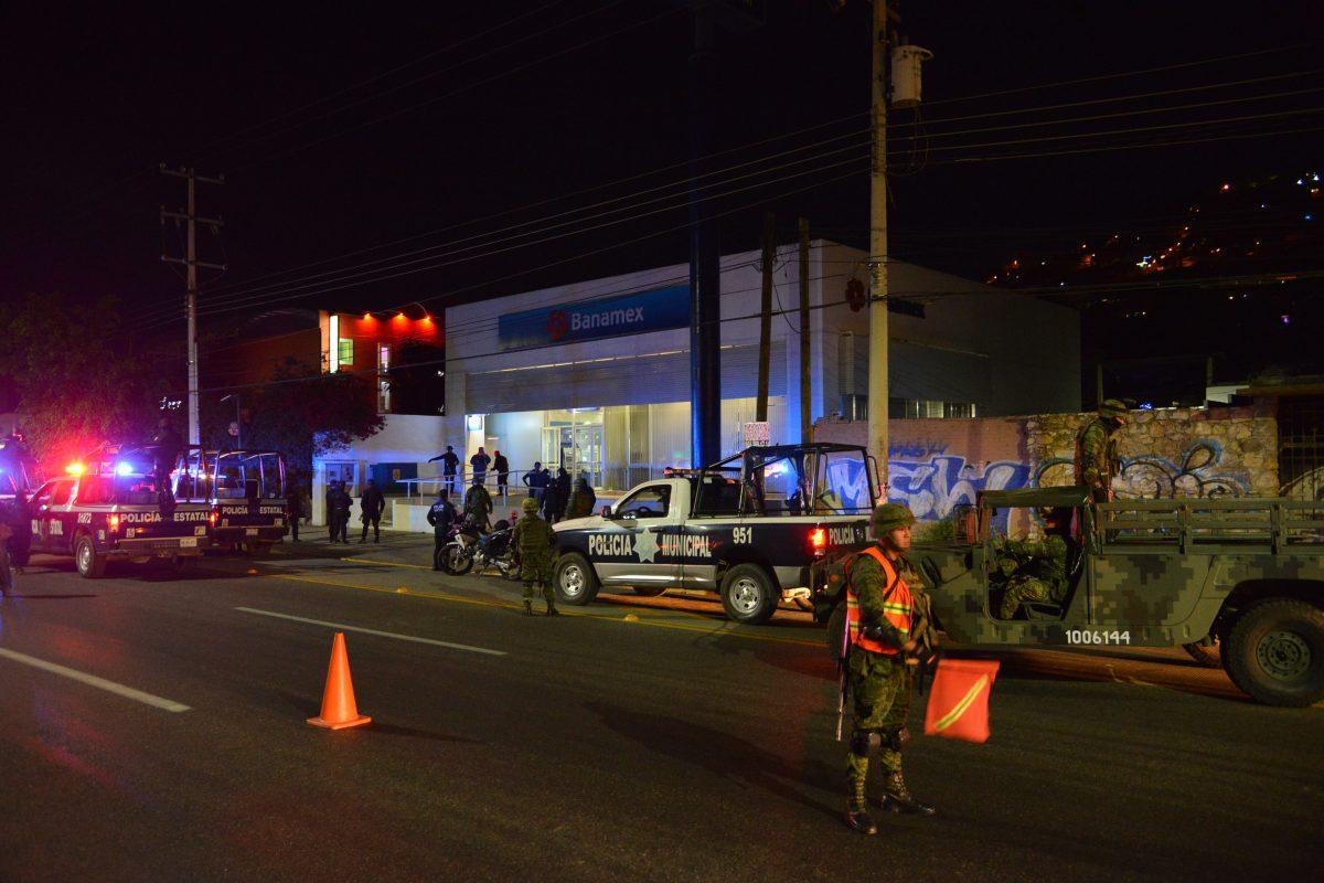 Nueva explosión en Oaxaca. Imagen Por: Imágenes de la explosión | Fotos: Dario Nolasco / ADN Sureste