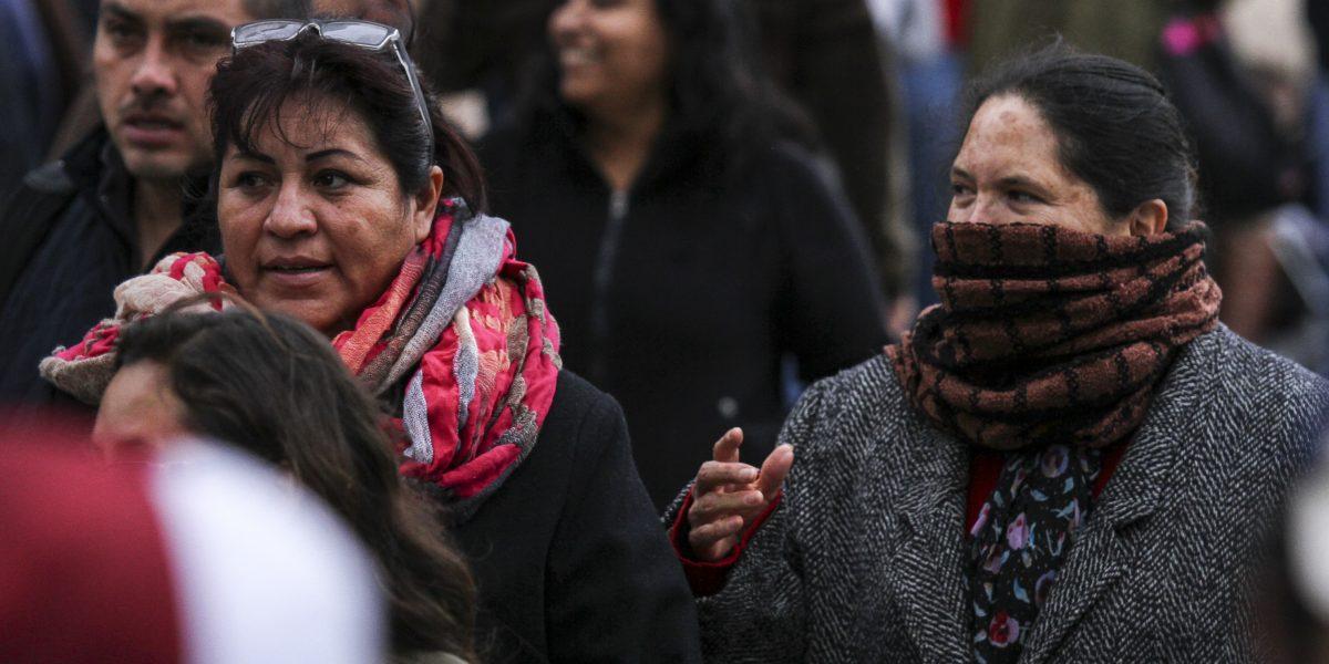 Frío y fuertes vientos afectarán gran parte del país