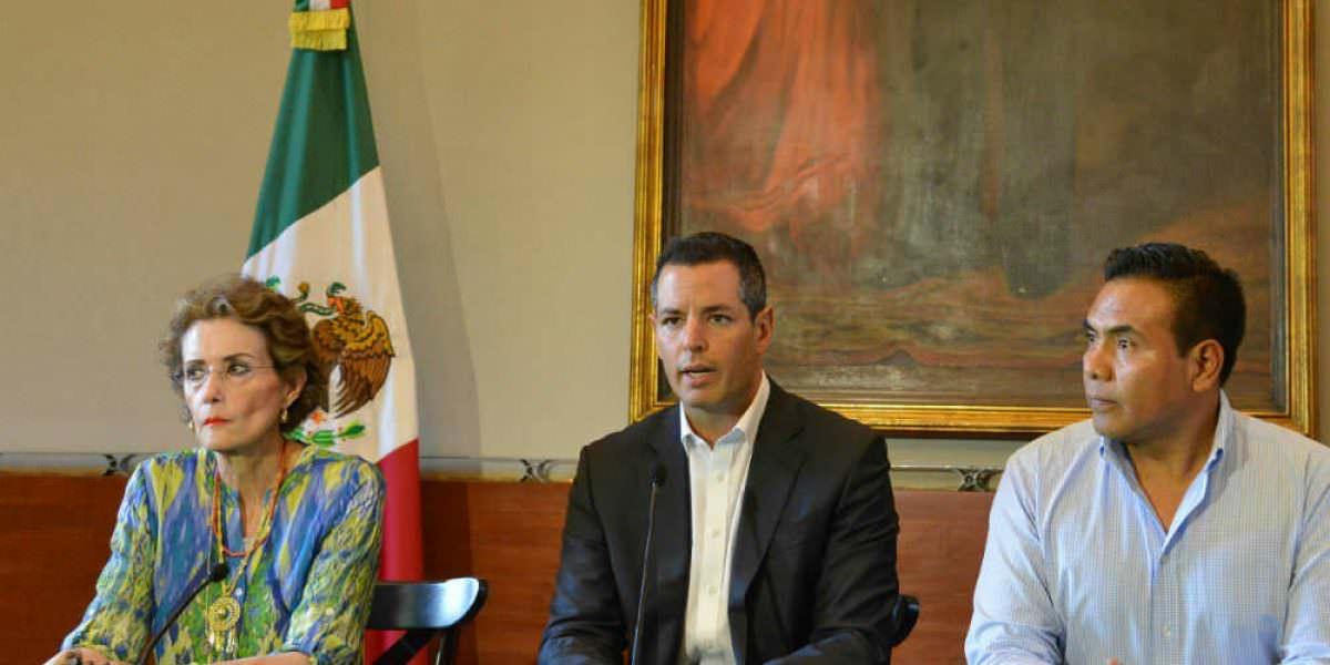 Trabajadores del sector salud en Oaxaca acuerdan levantar paro