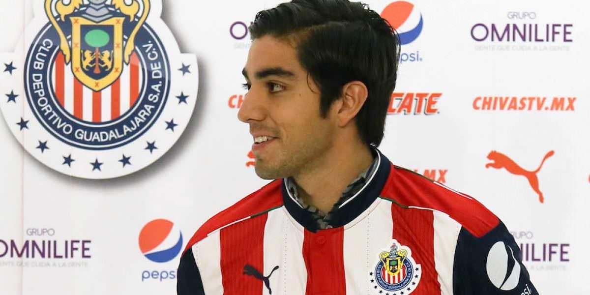 Cuando era niño, Rodolfo Pizarro le iba… ¡al América!