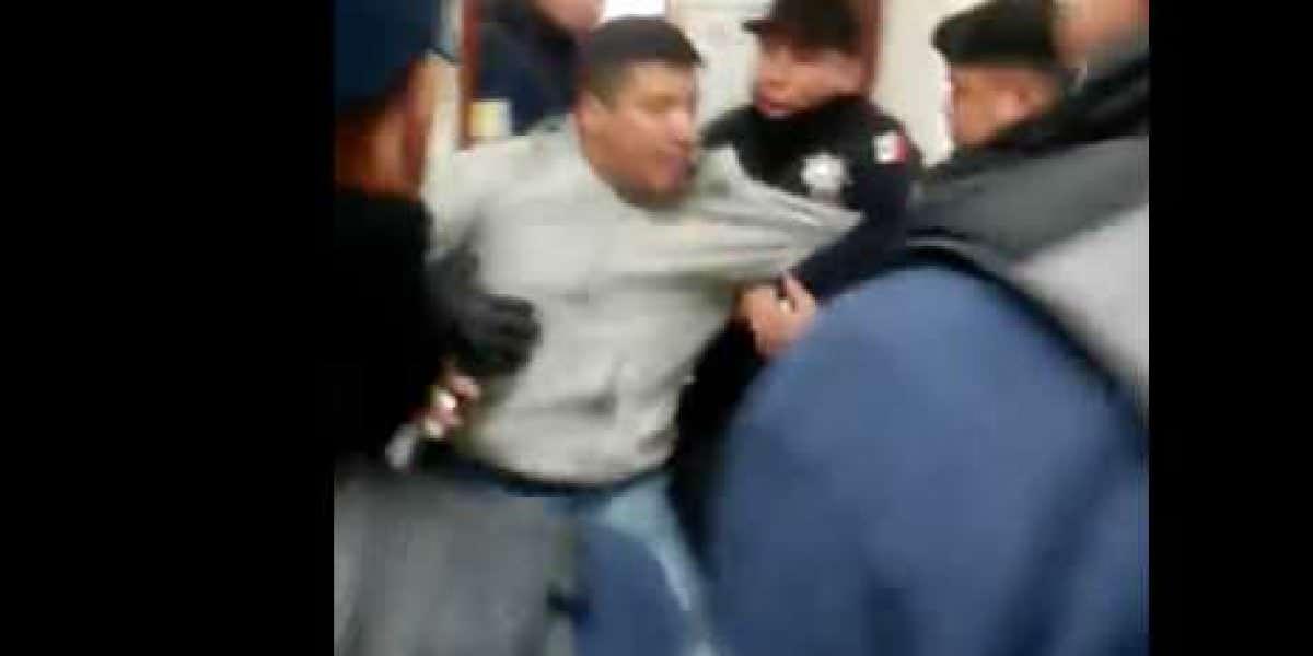 VIDEO: Familia acusa a policías de Neza de golpearlos
