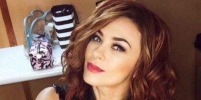 Aracely Arámbula muestra su trasero al estilo Kim Kardashian