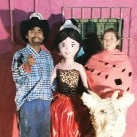 Rubí y #LadyWuuu: Las piñatas de moda en esta temporada. Imagen Por: La joven protagonista de la