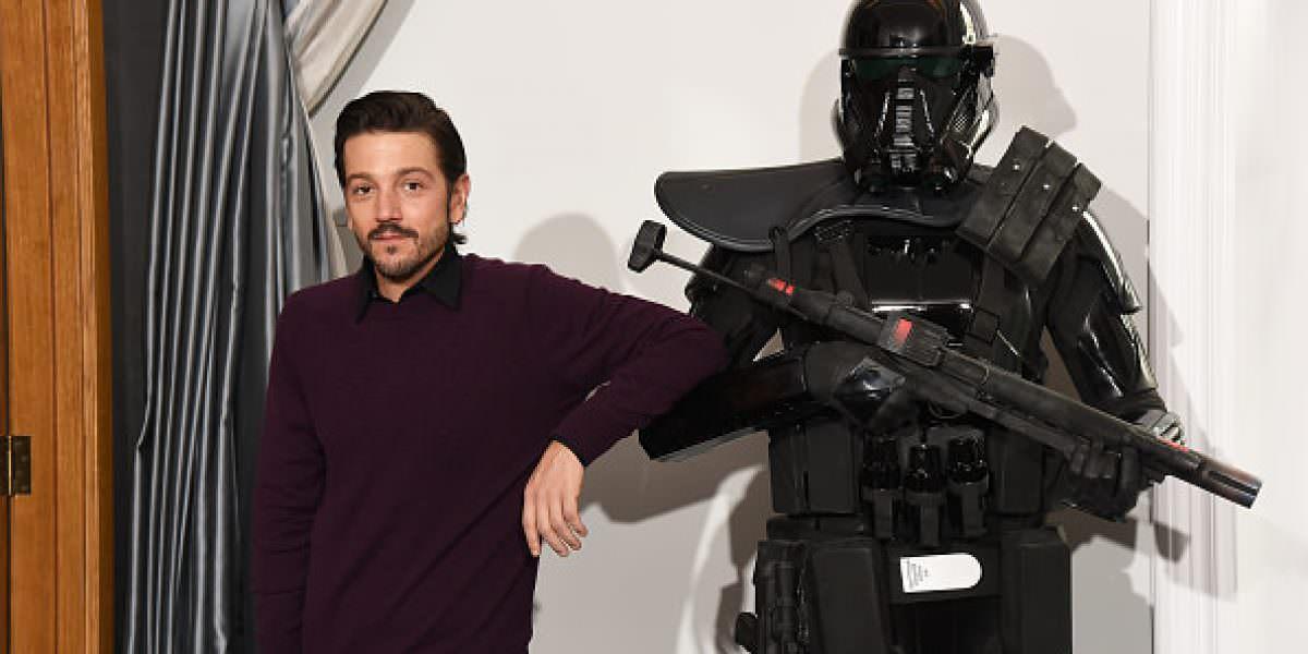 Star Wars es especial porque me conecta con mi infancia: Diego Luna