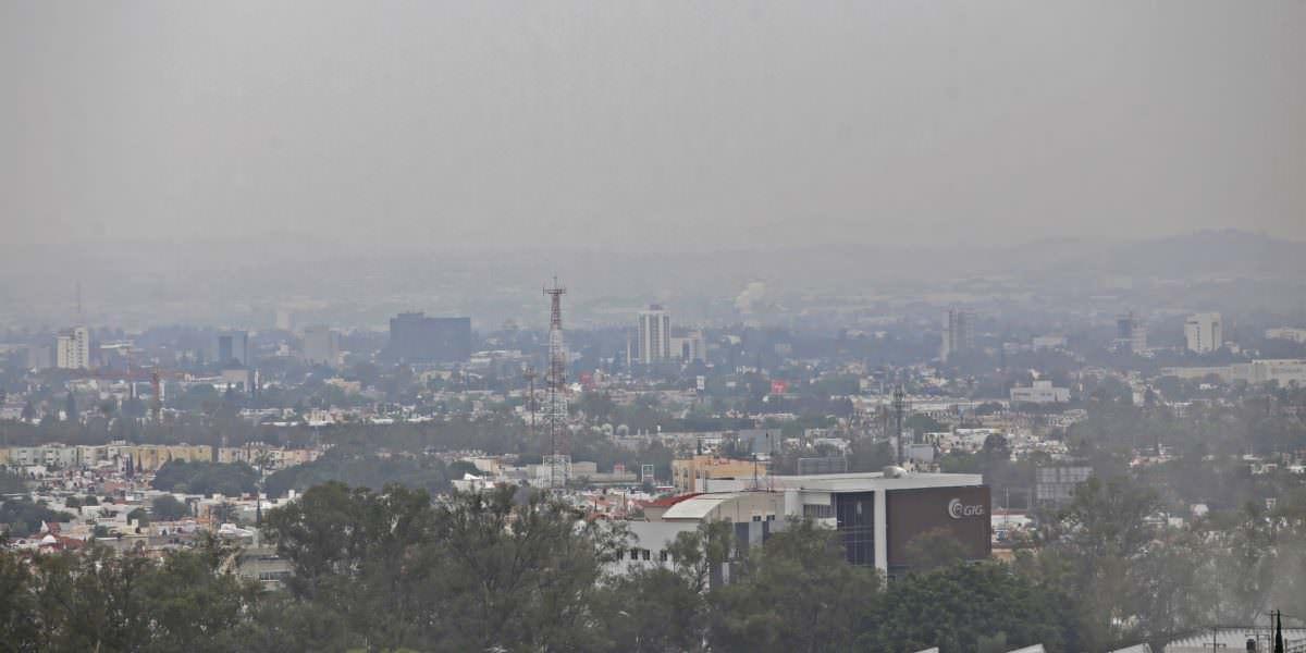 Decretan contingencia atmosférica en Tlajomulco