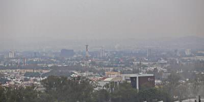 Activan contingencia atmosférica en Las Pintas — MÉXICO