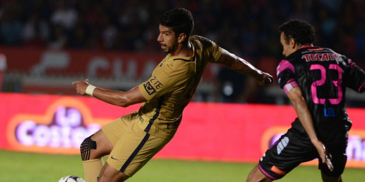 Eduardo Herrera deja a Pumas para enrolarse con Veracruz