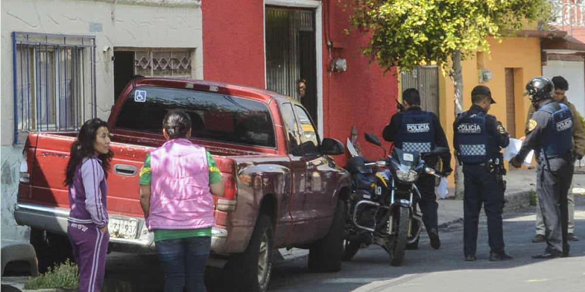 Se hacen pasar por indígenas para robar en Iztapalapa