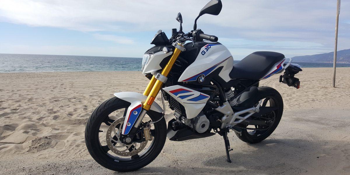La nueva familia de Motorrad, esta aquí: G 310 R