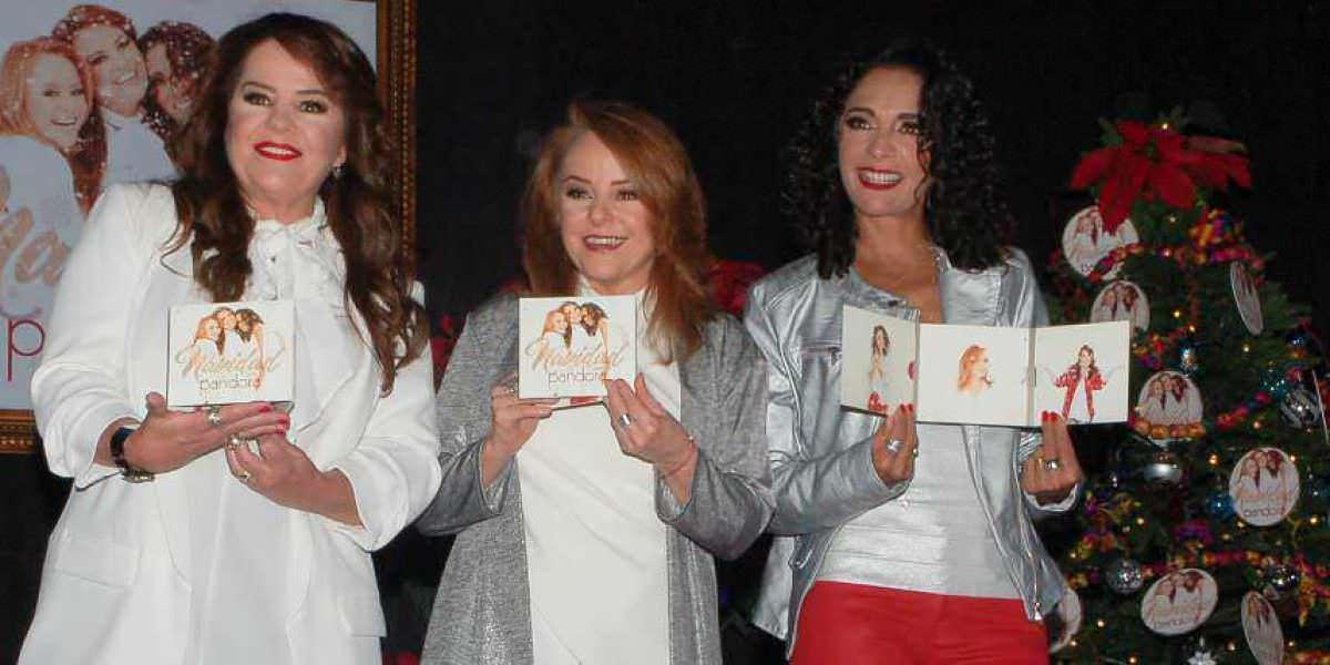 Pandora: Hacen su Navidad con nuevo disco