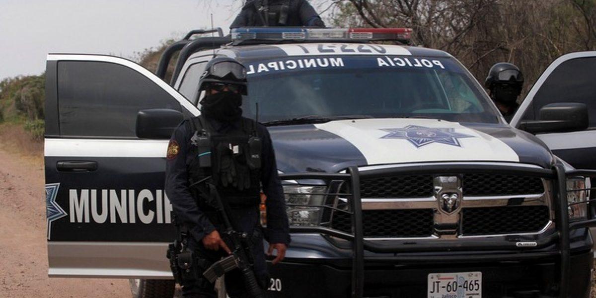 Sujetos vestidos de policías secuestran a hijas de alcalde en Oaxaca
