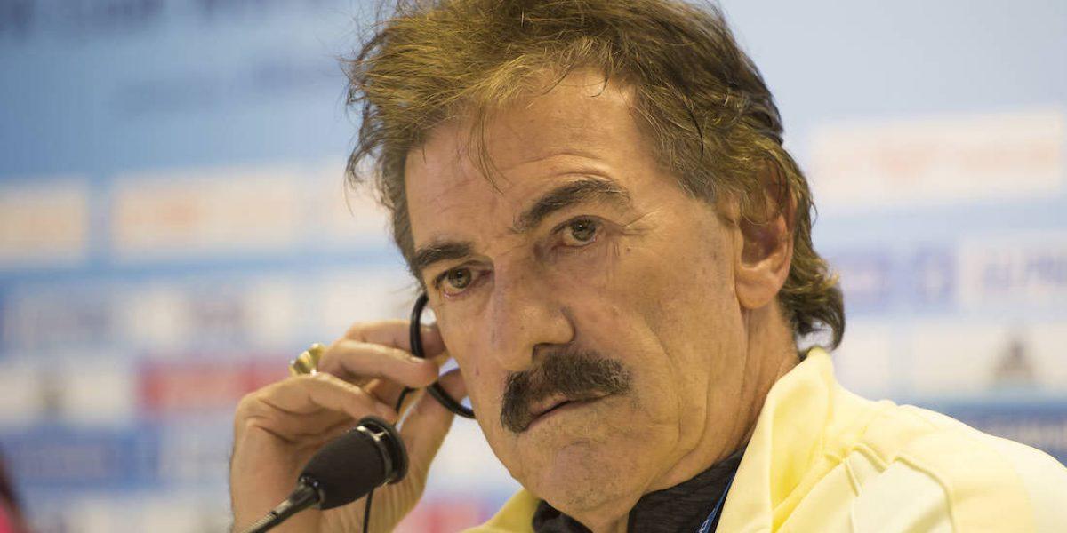 La Volpe asegura que el Real Madrid debe estar nervioso