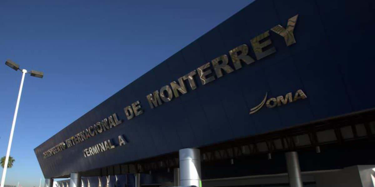 Reinicia operaciones Aeropuerto de Monterrey luego de neblina