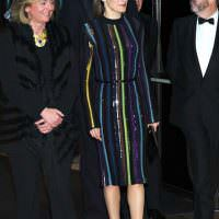 La reina Letizia sorprende con look estilo Kardashian. Imagen Por: Getty Images