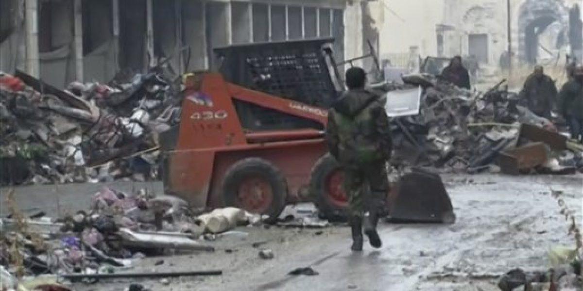 ONU sigue sin tener acceso a toda Alepo para atender a víctimas