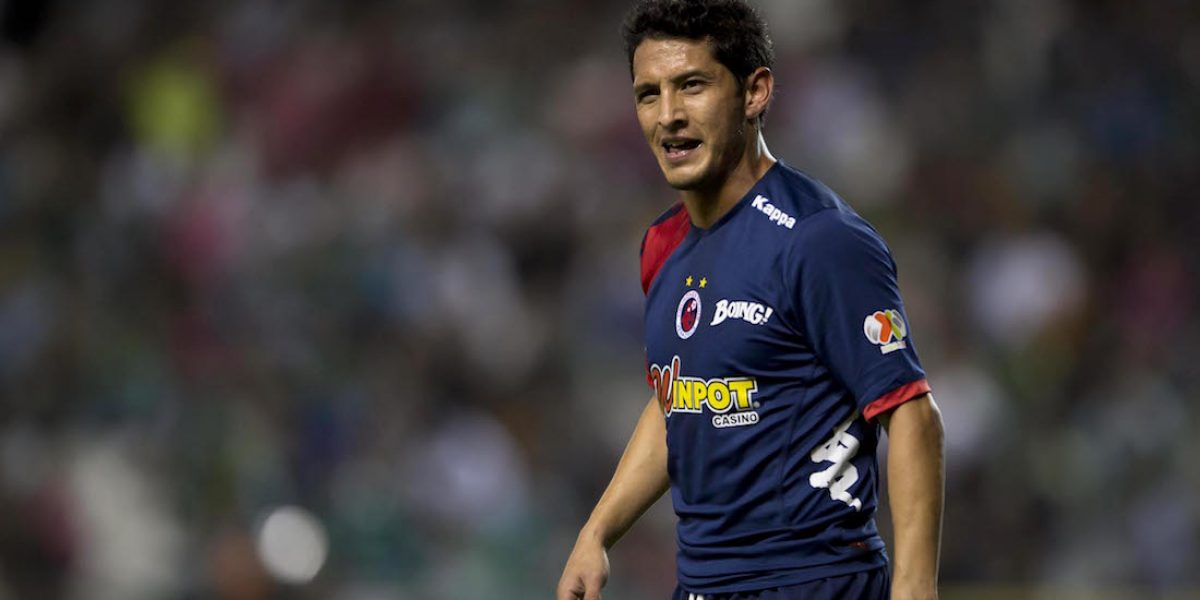 Ángel Reyna regresa a Primera División con el Veracruz
