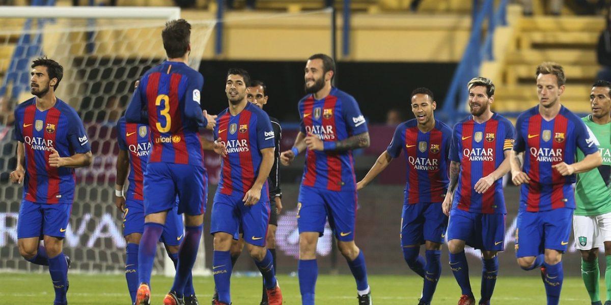 Filtran playera del Barcelona para la siguiente temporada