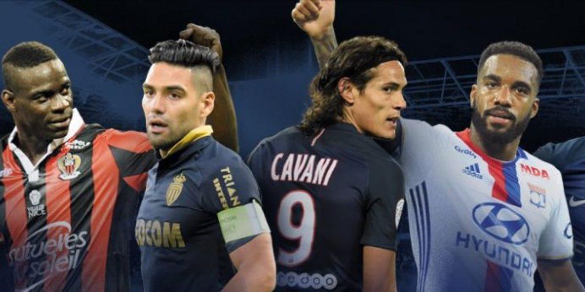 La Liga de Francia reconoce al futbol mexicano