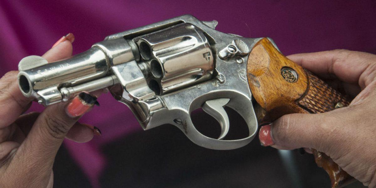 Endurecen penas por portación y tráfico ilegal de armas