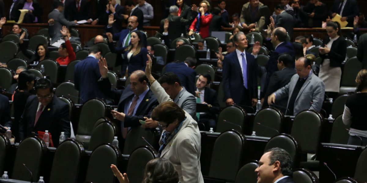 Sólo 72 de 500 diputados han rechazado bono navideño
