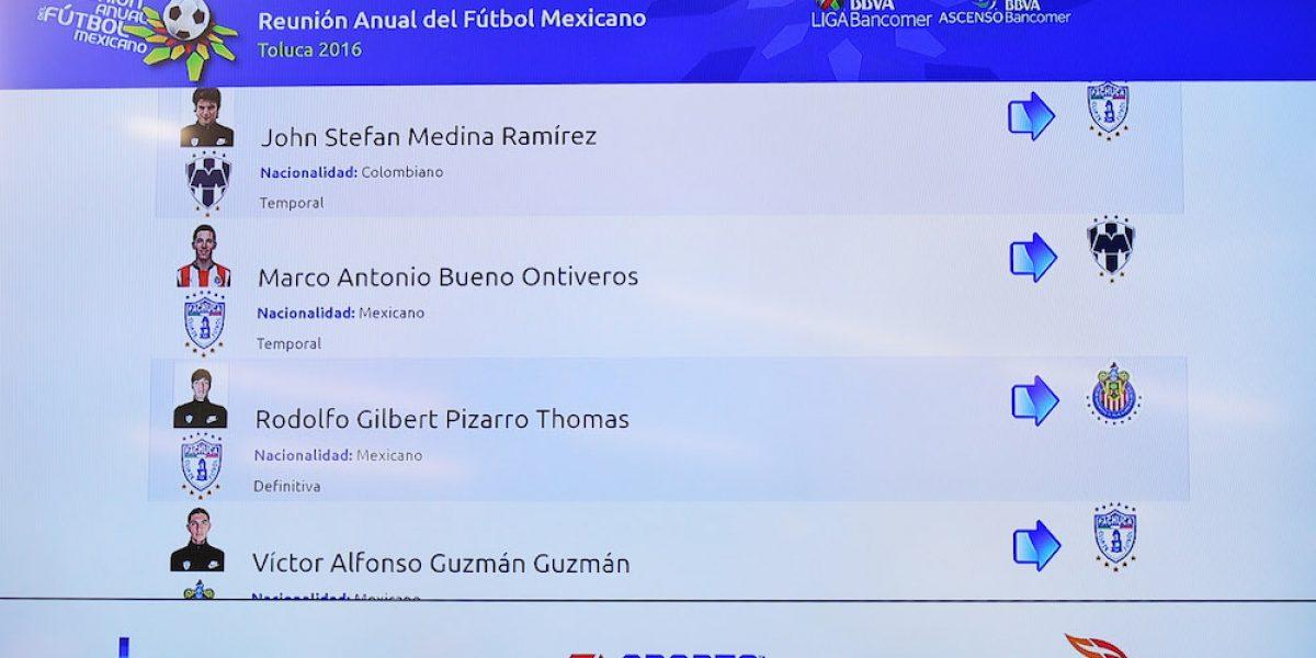 Con pocos movimientos termina el Régimen de Transferencias de la Liga MX
