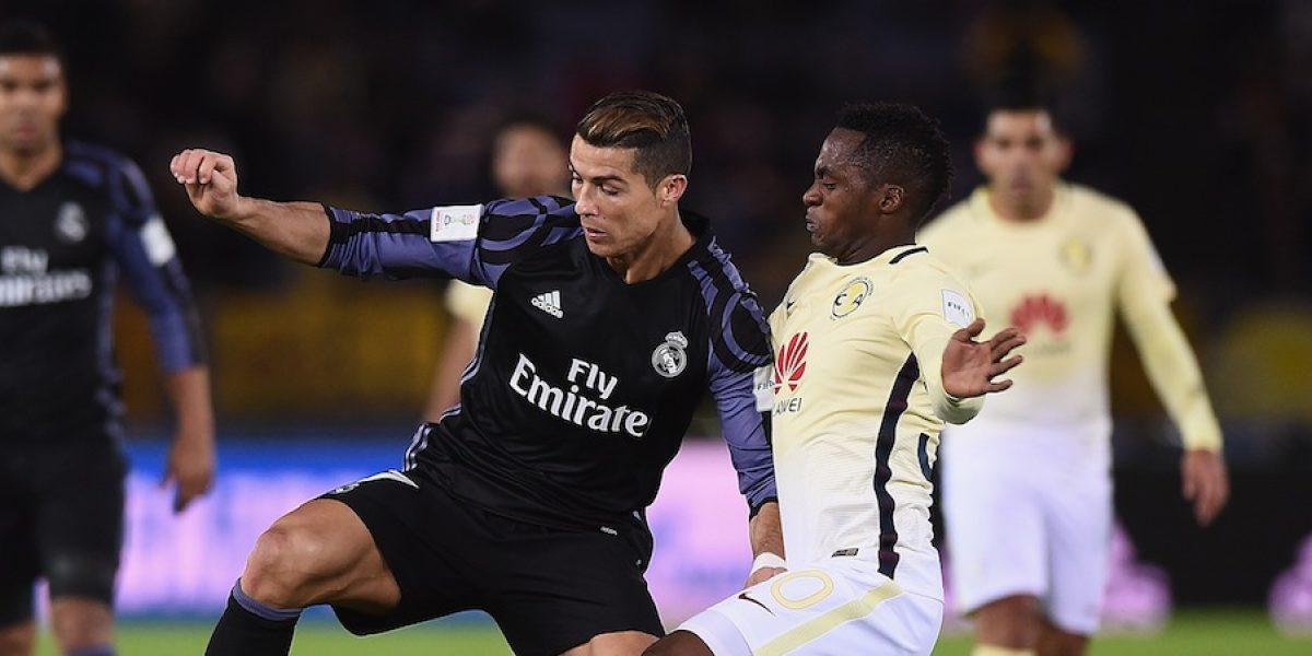 Real Madrid vence a América y está en la Final del Mundial de Clubes