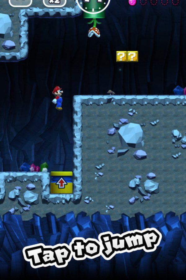 Super Mario Run llega a Apple. Imagen Por: La fecha de lanzamiento es este 15 de diciembre | Foto: Apple, Nintendo