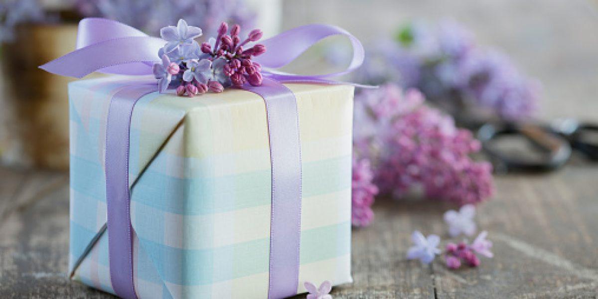 Instrucciones para envolver un regalo