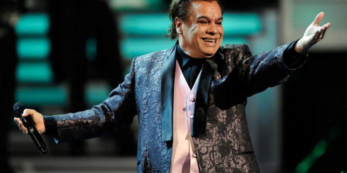 Rendirán homenaje a Juan Gabriel en Colombia
