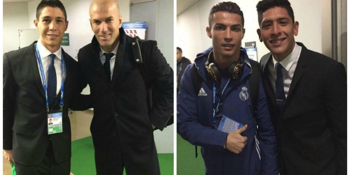 ¿Regañados? Jugadores del América borraron fotos con madridistas