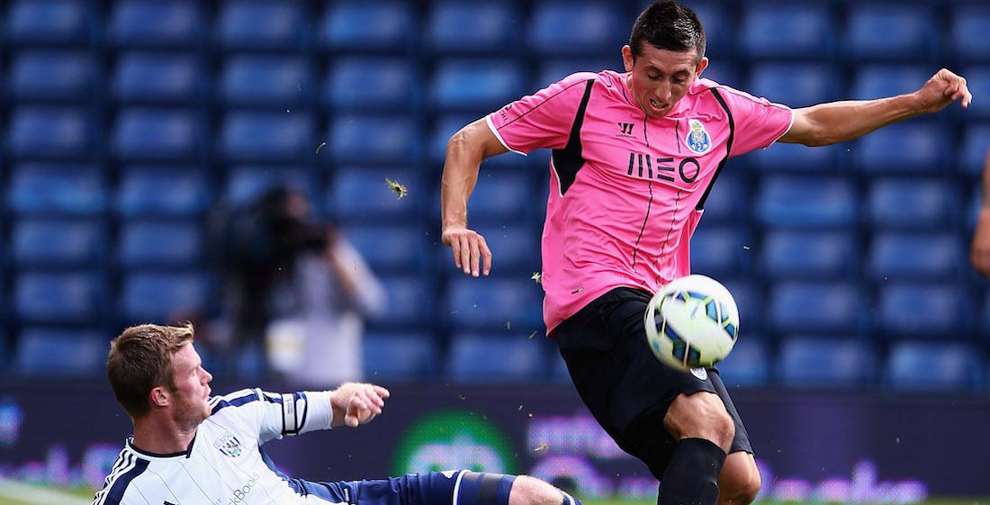 Héctor Herrera pasó del Pachuca al Porto|GETTY IMAGES