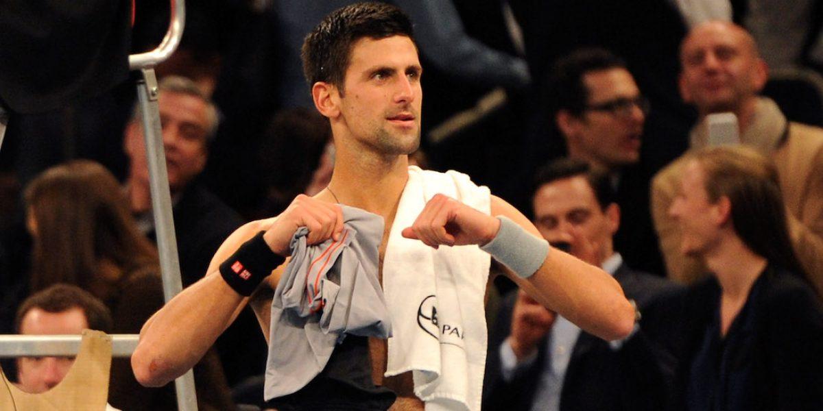 VIDEO: ¡Causa furor! Novak Djokovic sorprende bailando reggaeton